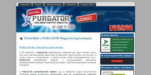 Purgator Magyarország