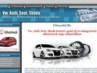 Autóalkatrész kis- és nagykereskedelem
